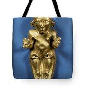 Pre-columbian Gold Tote Bag