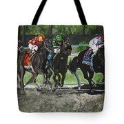 Preakness 2010 Horse Racing Tote Bag
