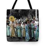 Precession Tote Bag