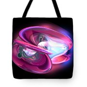 Precious Pearl Abstract Tote Bag