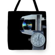 Precision Only A Machinist Can Appreciate. Tote Bag
