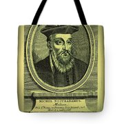 Predictions Of Nostradamus 2 Tote Bag