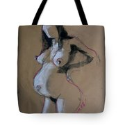 Pregnant Woman 3 Tote Bag