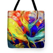 Premorphationism Glass Tote Bag