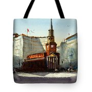 Presbyterian Church, Ny Avenue Washington Dc Tote Bag