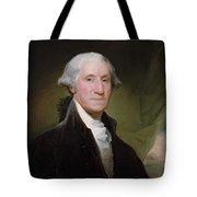 President George Washington Tote Bag