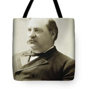 President Grover Cleveland Tote Bag by International  Images