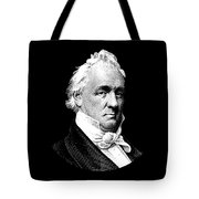 President James Buchanan Graphic Tote Bag