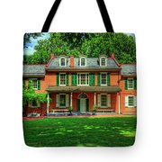 President James Buchanan's Wheatland Tote Bag