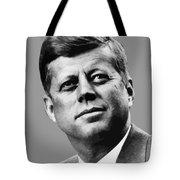 President Kennedy Tote Bag