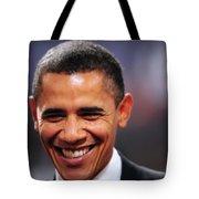 President Obama IIi Tote Bag