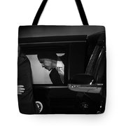 President Obama Ix Tote Bag