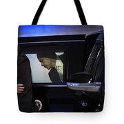 President Obama Vi Tote Bag