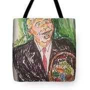 President Trump Tote Bag