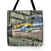 Presidential Aircraft - Lockheed Vc-121e Columbine Tote Bag