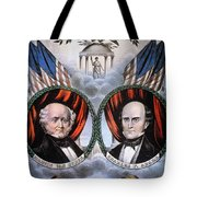 Presidential Campaign, 1848 Tote Bag