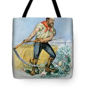 Presidential Campaign, 1880 Tote Bag
