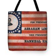 Presidential Campaign, Tote Bag