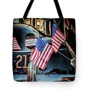 Presidential Car Tote Bag
