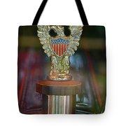 Presidential Hood Ornament Tote Bag