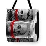 Presidents For Ransom Tote Bag