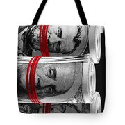Presidents For Ransom Tote Bag