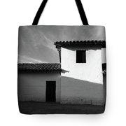 Presidio Shadows- Art By Linda Woods Tote Bag