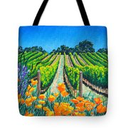 Presidio Vineyard Tote Bag