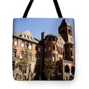 Preston Castle Tote Bag
