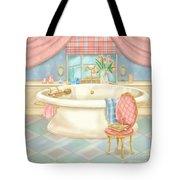 Pretty Bathrooms II Tote Bag