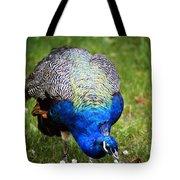 Pretty Blue Tote Bag
