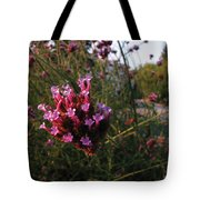 Pretty Buds Tote Bag