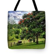 Pretty Countryside Tote Bag