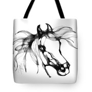 Pretty Filly's Ears Tote Bag by Stacey Mayer