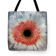 Pretty Gerbera Macro Tote Bag