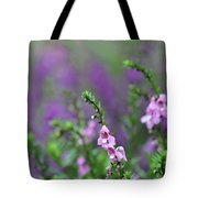 Pretty In Pink N Purple Tote Bag