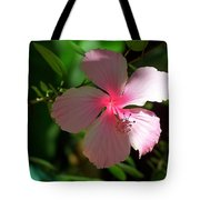Pretty In Pink Photograph Tote Bag