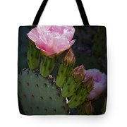 Pretty In Pink Prickly Pear  Tote Bag