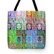 Pretty Kitties Pop Art Tote Bag