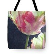 Pretty Parrot Tulip 2 Tote Bag