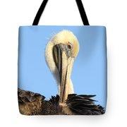 Pretty Pelican Tote Bag