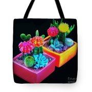 Pretty Prickles Tote Bag
