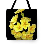 Pretty Primrose Tote Bag