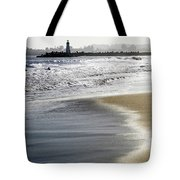 Pretty Sand Tote Bag