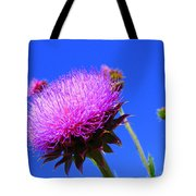 Pretty Weed Tote Bag