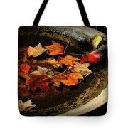Priceless Leaves Fall Tote Bag