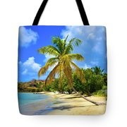 Prickly Bay Tote Bag