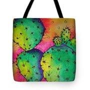 Prickly Heat Tote Bag