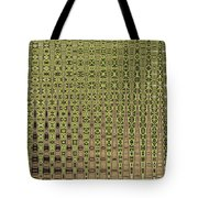 Prickly Pear Abstract # 5271wt Tote Bag