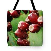 Prickly Pear Fruit Tote Bag